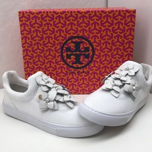 NWT - Tory Burch Women's Leather Shoes